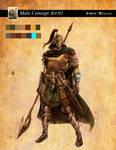 Edge of Twilight game Character 07