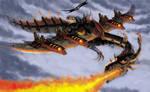 Infernal Dragon Machine