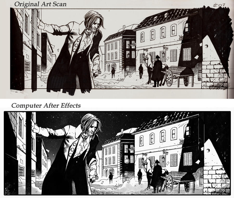 Two Shots Comics - MasterPiece PG07 by RodGallery