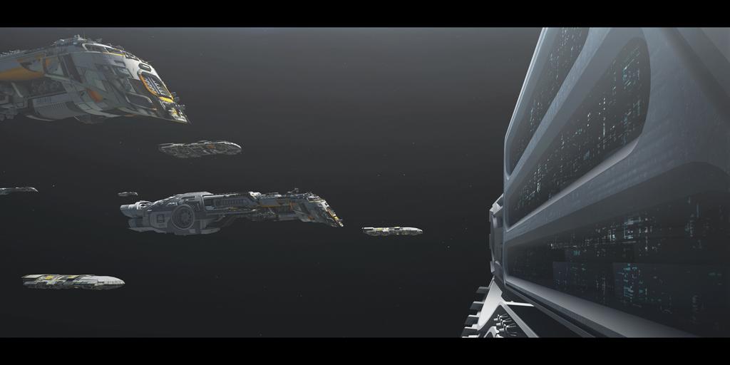 The Landing by Ibra93