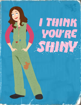 I think you're shiny