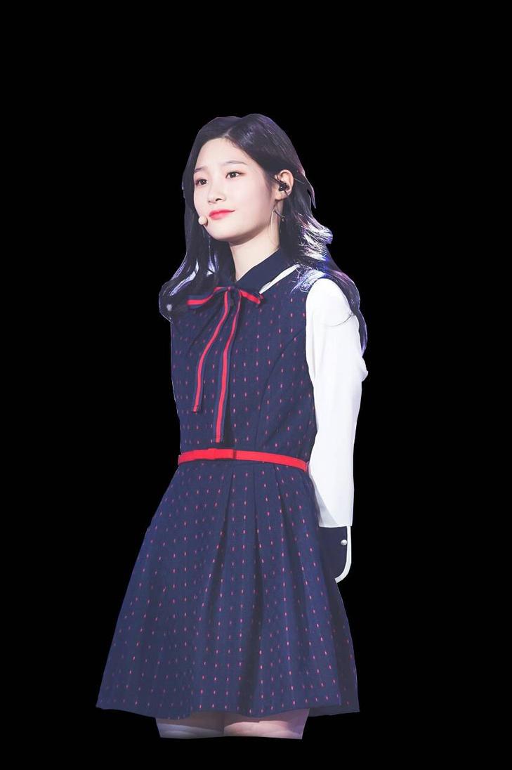 Chaeyeon png by pinkeuffany