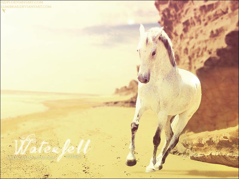 Waterfell by xxtgxxstock