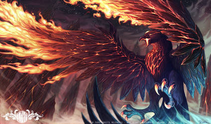 Anivia Volcanic Rebirth - League of Legends