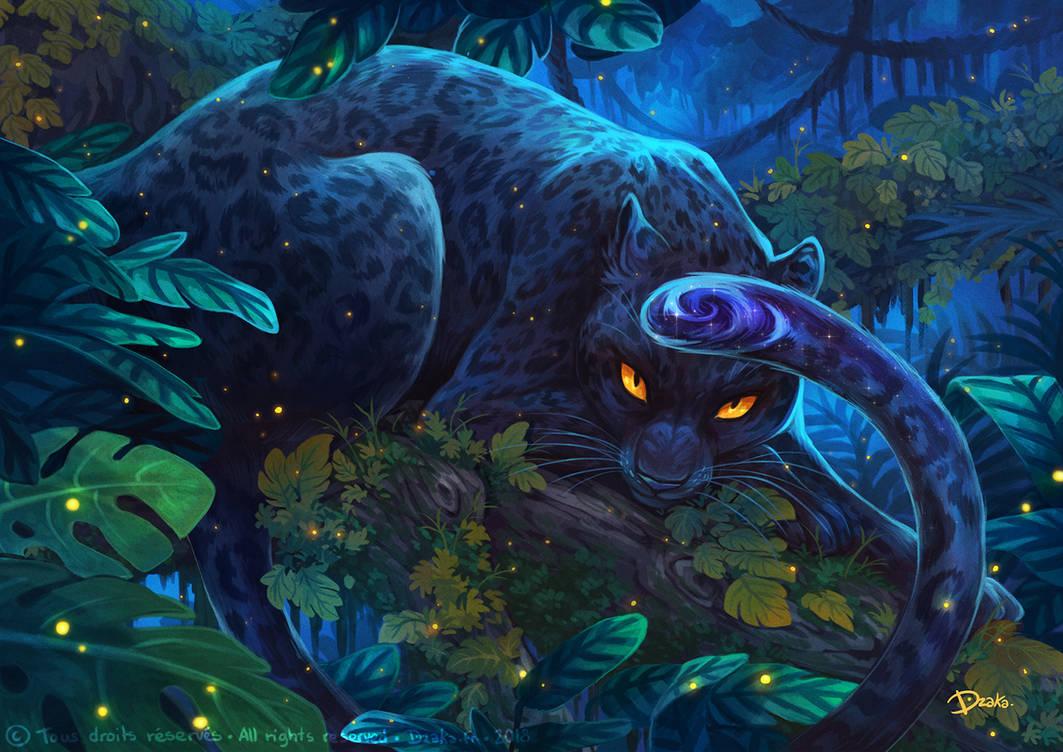 Galaxie Panther by o0dzaka0o
