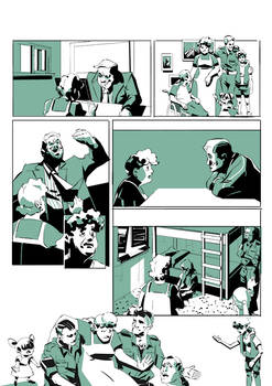 Magazine comic #2