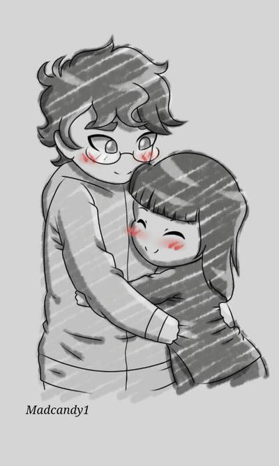 Hugs For Days by Madcandy1