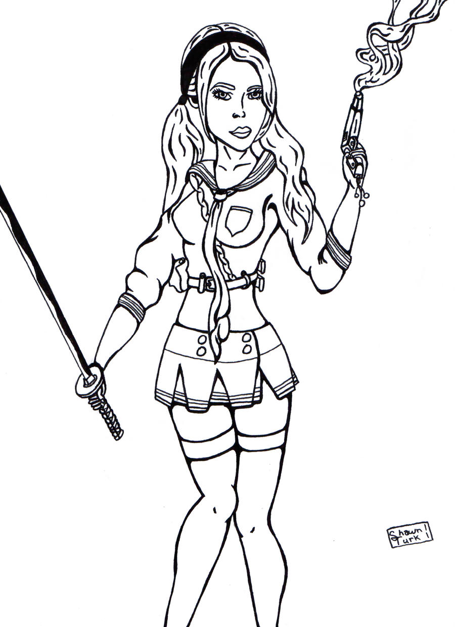 sucker coloring pages - photo#19