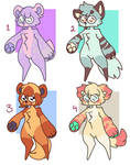 Random adopt #4 (open) by hazely-adopts