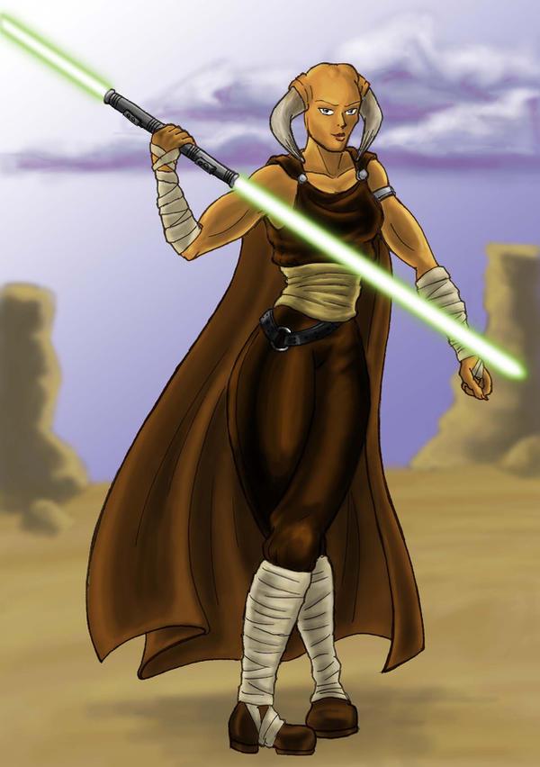Ryloth Iktotchi_Jedi_by_issuesmissflight