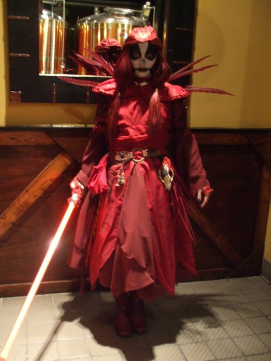 Sith Nightsister by issuesmissflight