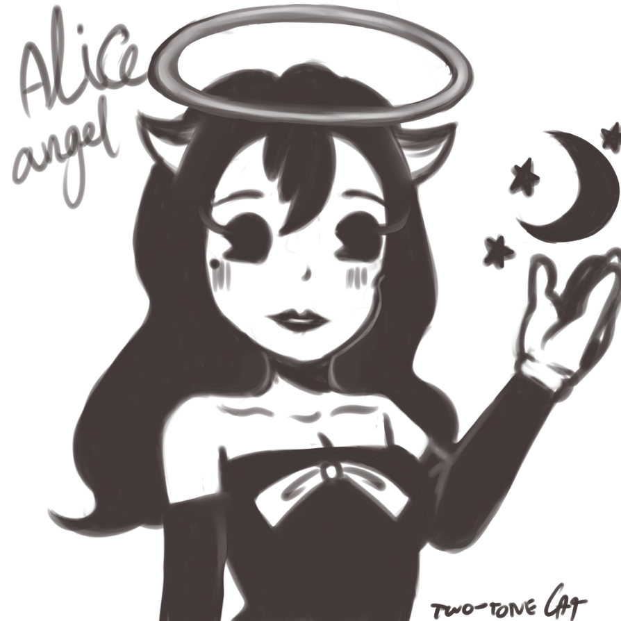 bendy and the ink machine  alice the angelsheepgil on