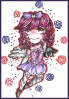 Chibi: Rose (AtheraAsyra) by LaReina-QuyaKoroleva