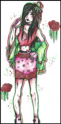 TONE: Modern She Liu