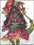 El Chico es Sonqosuwa (ToNE: Q'antu) by LaReina-QuyaKoroleva