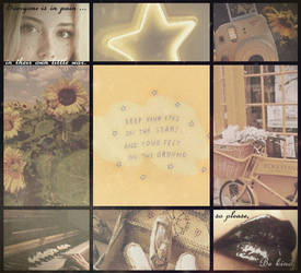 Sunflower's Moodboard