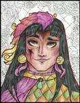 |Intiq| (ToNE: Cantua/Q'antu) by SpiceCream