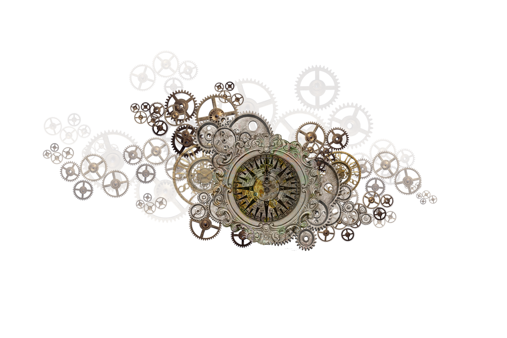 clock gear png 11981 notefolio