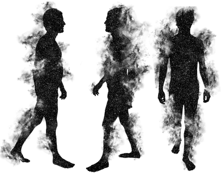 Ghosts PNG