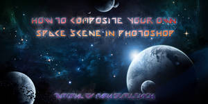 How to Composite Your Own Space Scene