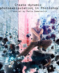 Dynamic photomanipulation in Photoshop