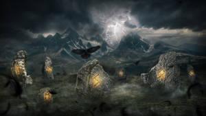 Precursor of Ragnarok (the Great Fire)