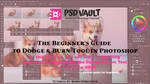 Guide to Dodge and Burn Tool in Photoshop by MariaSemelevich