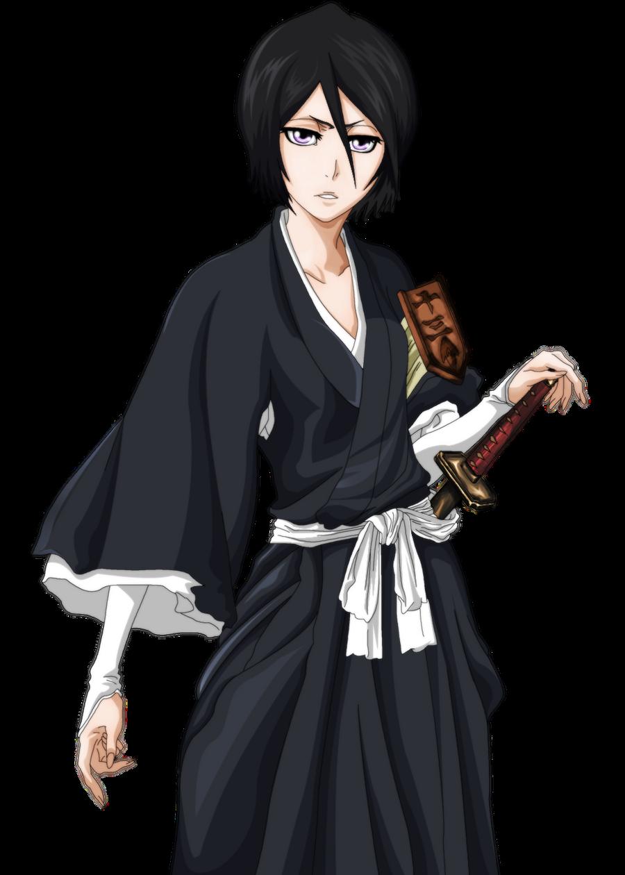 Grimmjow, Toshiro, Ichigo et Rukia Bleach_rukia_by_xiao777-d4ep40r