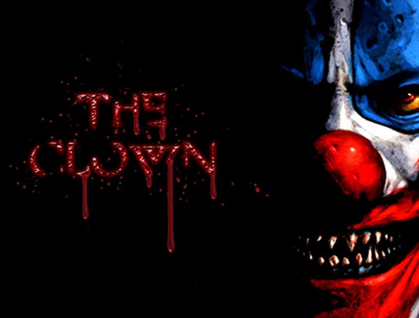 the clown by BL00DG0D