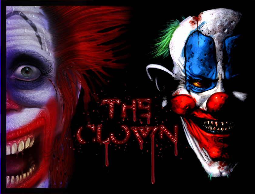the scary clown