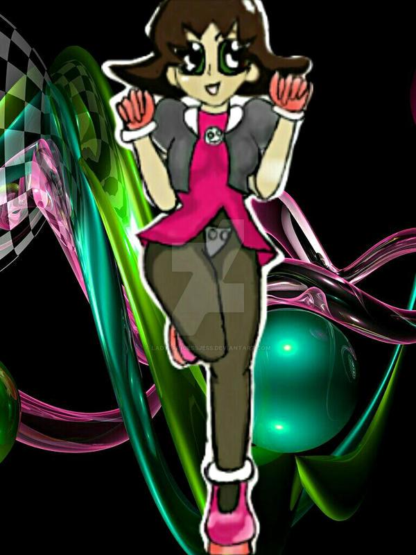 Tron Bonne(request) by LadyPrincessJess
