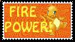 Charmander Stamp by Mandiness