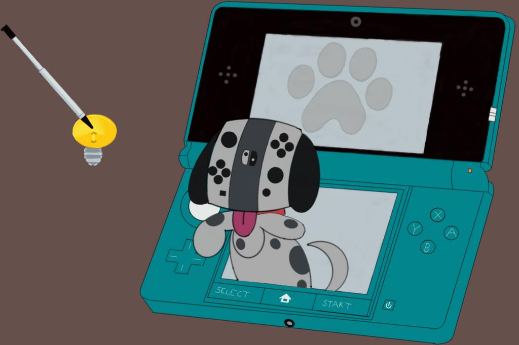 Nintendogs Switch by Mandiness
