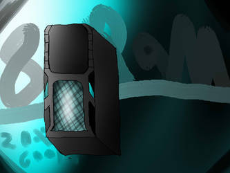 My computer wish  ''Stealth Gaming computer'' by lofis07a
