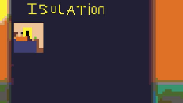 Isolation main menu