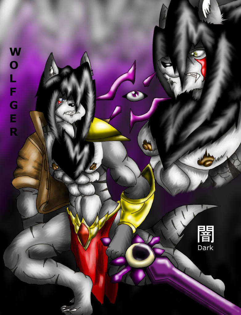 Shadow Mark Wolfger by Wolfgerlion