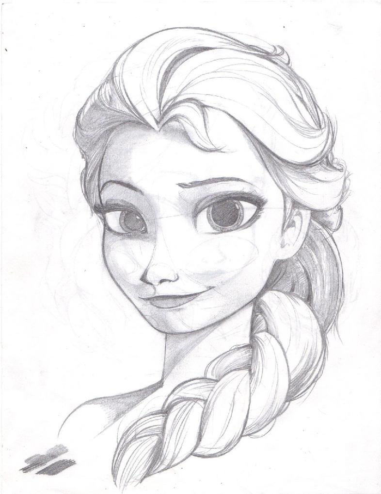Elsa by robertxwc on DeviantArt