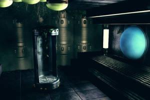 Super Metroid Save Room by KaiqueSilva