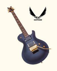 Dean Black Guitar