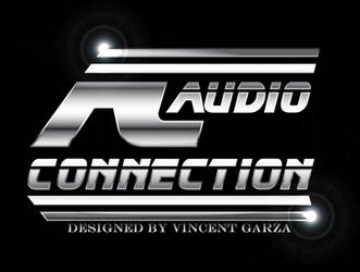 Audio Connection Logo by LilFlac3