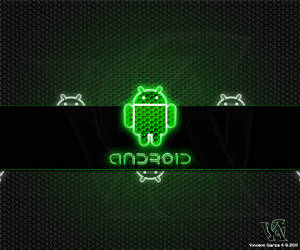 Android Wallpaper 1 by LilFlac3