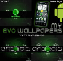 Android Wallpaper Collage by LilFlac3