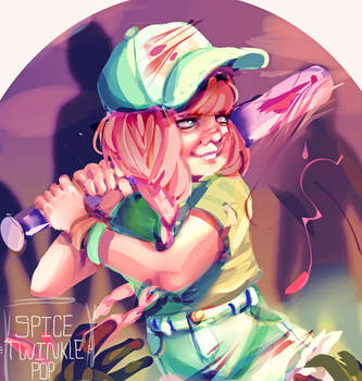 Marlo the basher by Spice-Twinkle-Pop