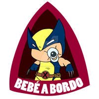 Baby on board, Wolverine