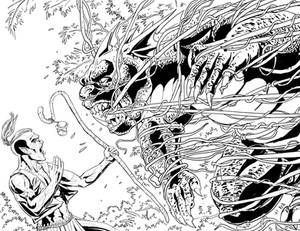 Half breed issue 2 page 16-17