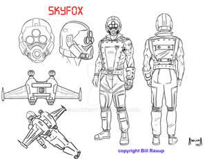 skyfox design