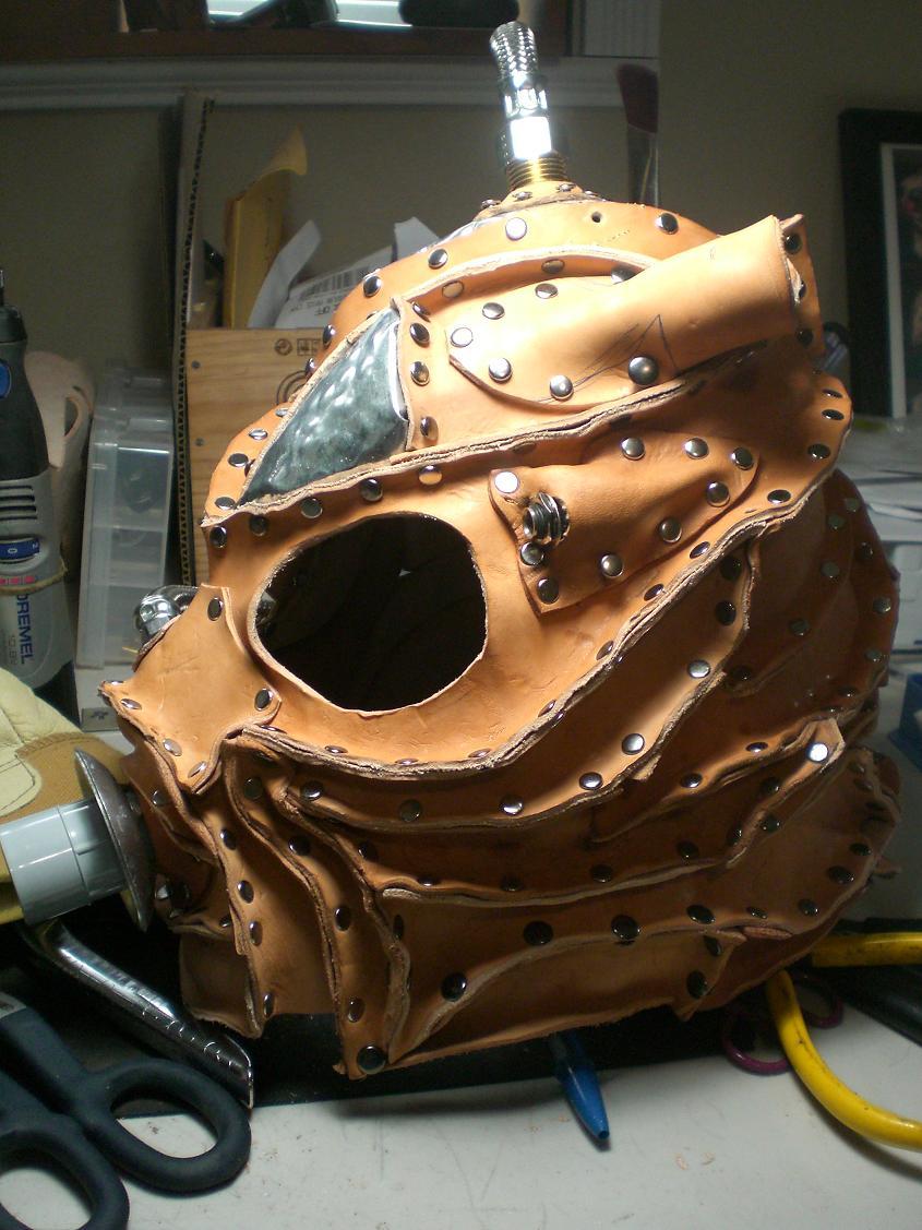 half done wasteland gas mask s by Skinz-N-Hydez