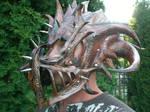 Leather Dragon Armor Mask 2