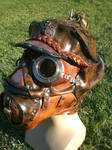 Captains Aviation Gas Mask