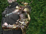 Steampunk Arm Finished